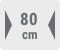 Latime 80 cm