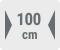 Latime 100 cm