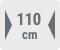 Latime 110 cm