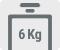 Capacitate de spalare 6 kg