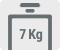 Capacitate de spalare 7 kg