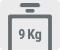 Capacitate de spalare 9 kg
