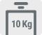 Capacitate de spalare 10 kg