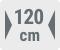 Latime 120 cm