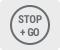 """Functie """"Stop + Go"""""""