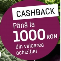 Cashback la aparatele frigorifice Liebherr cu BioFresh