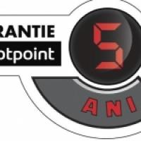 5 ani garantie Hotpoint