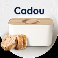 Cutie de paine cadou la cuptoare cu aburi PlusSteam