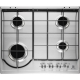 Plita incorporabila pe gaz Electrolux EGH6242BOX, 60 cm, inox