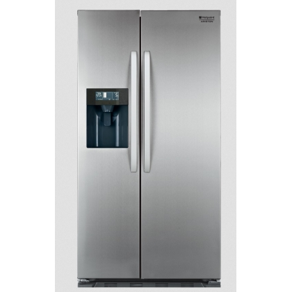 Frigider Side by Side Hotpoint Ariston SXBD 922 F WD, Full No Frost, inox, A+, dispenser apa