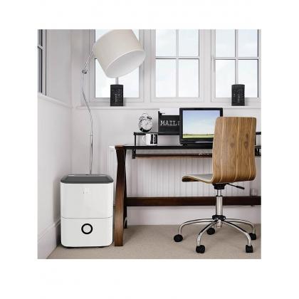 Dezumidificator Electrolux EXD16DN3W, 16 l/24h, rezervor 3l
