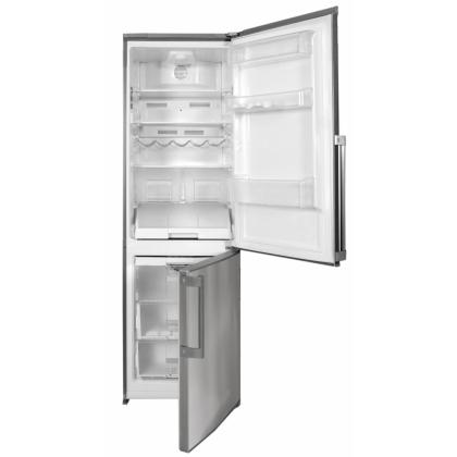 Combina frigorifica Full No Frost Teka NFE2 320, 60 cm, inox, clasa A+