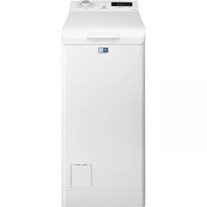 Masina de spalat rufe cu incarcare verticala Electrolux EWT1066ESW, 6 kg, clasa A+++, 1000 rpm