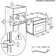 Cuptor incorporabil electric compact Electrolux EVY3841AOX, inox, 20 functii, 90 retete predefinite