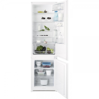Combina frigorifica incorporabila Electrolux ENN3101AOW, static, 54 cm, clasa A+