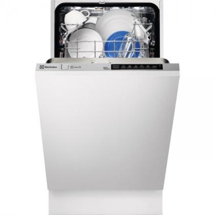 Masina de spalat vase complet incorporabila Electrolux ESL4570RO, 45 cm, Real Life, inverter, clasa A++, time beam, 9 seturi