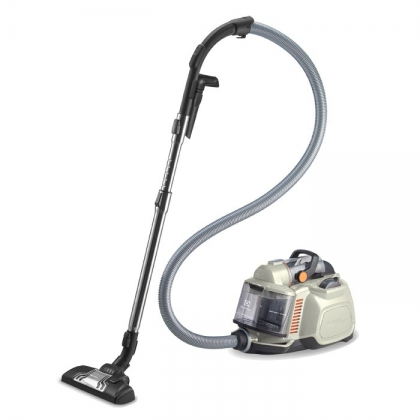 Aspirator fara sac Electrolux ZSPCSILENT, 800 W, alb