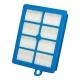 Filtru Hepa lavabil pentru aspiratoare Electrolux EFS1W