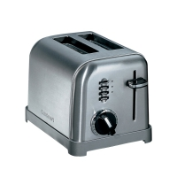 Prajitor de paine Cuisinart CPT160E, 900 W, inox