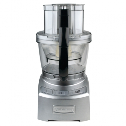 Robot de bucatarie Cuisinart FP12DCSE, 1200 W, 2 boluri