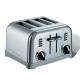 Prajitor de paine Cuisinart CPT180E, 1800 W, 4 slot-uri, inox