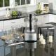 Robot de bucatarie Cuisinart FP14DCE, 1400 W, 3 boluri