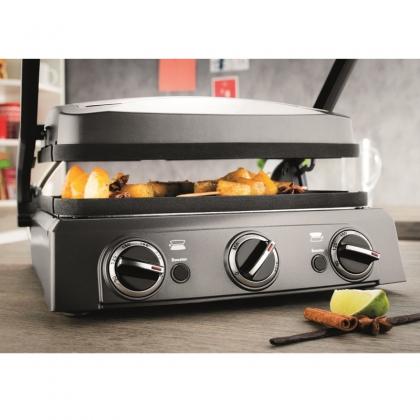 Gratar electric Cuisinart GR50E, 2000 W, Booster