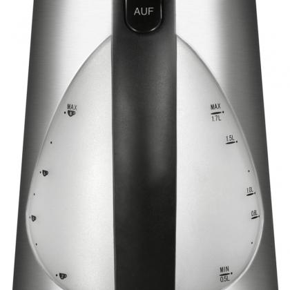 Fierbator de apa electric Unold Onix, 2200 W, 1.7 l capacitate, inox