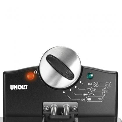 Friteuza electrica Unold U58746, 2200 W, 3 l