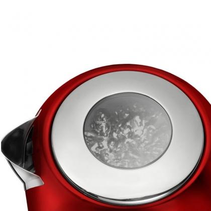 Fierbator de apa electric Unold U18122 2200 W, 1.7 l capacitate, rosu