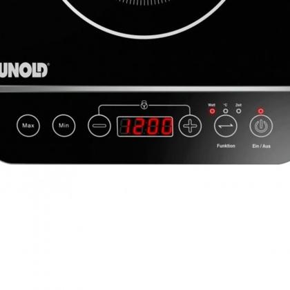 Plita cu inductie neincorporabila Unold U58105, 2000W