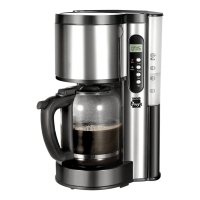 Cafetiera electrica Unold Onyx U28016, 1000 W, display digital