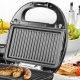 Grill electric 3 in 1 Unold Onix U48356, 1000 W, 3 placi