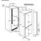 Combina frigorifica incorporabila Electrolux ENN2812AOW, clasa A++, static
