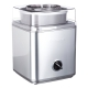 Masina de inghetata Cuisinart ICE30BCE, capacitate bol 2 l, argintiu