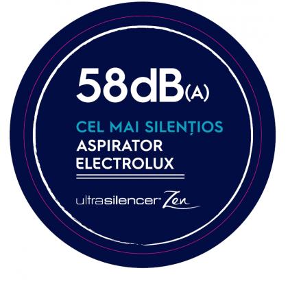 Aspirator cu sac Electrolux Ultrasilencer ZUSALLER58, 700 W