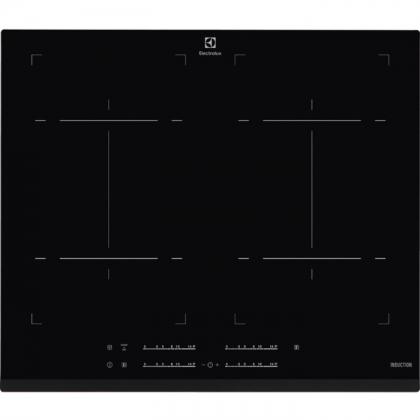 Plita incorporabila inductie Electrolux EHL6540FOK, 60 cm, functie punte, Booster, Stop&Go