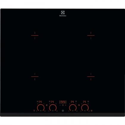Plita incorporabila inductie Electrolux EHD6740FOK, 60 cm, functie punte, Booster, Stop&Go
