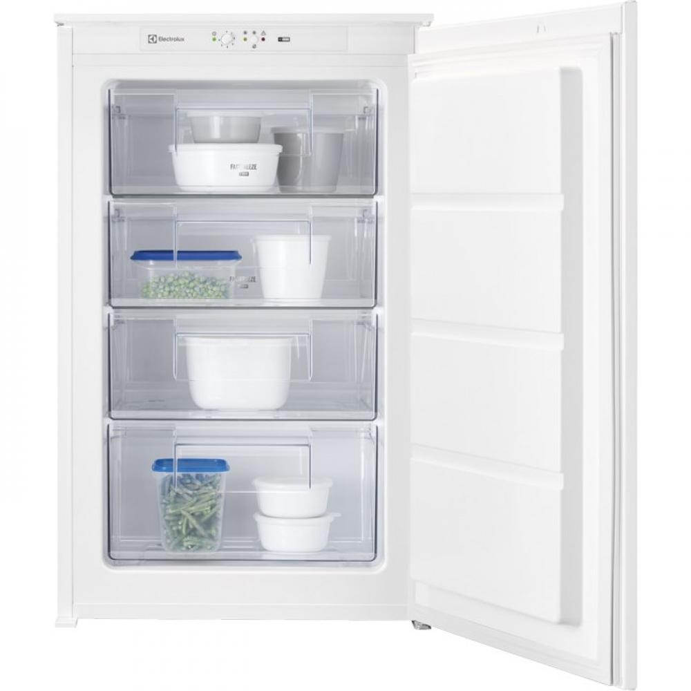 Imagine indisponibila pentru Congelator incorporabil sub blat Electrolux EUN1000AOW static clasa A+