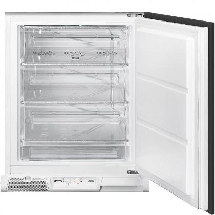 Congelator incorporabil sub blat Smeg U3F082P, clasa A+