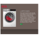 Masina de spalat rufe AEG L8FEC68S, 8 kg, A+++ -50%, 1600 rpm, ÖKOINVERTER