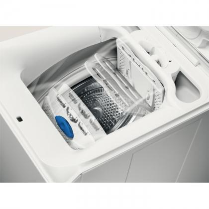 Masina de spalat rufe cu incarcare verticala Electrolux EWT1376HGW, 7 kg, inverter