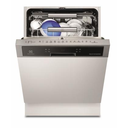 Masina de spalat vase partial incorporabila Electrolux ESI8730RAX, 60 cm, inverter, 6 programe
