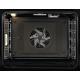 Cuptor incorporabil electric Electrolux EOA5220AOW, catalitic, ghidaj telescopic, retro, crem cu estetica crom