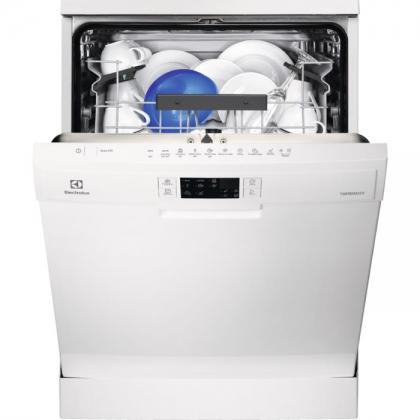 Masina de spalat vase Electrolux ESF5535LOW, 60 cm, alba, 13 seturi, 6 programe, inverter, A+++