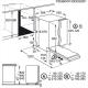 Masina de spalat vase complet incorporabila AEG F56390VI1, 60 cm, 13 seturi, inverter, 6 programe, indicator luminos, A+++