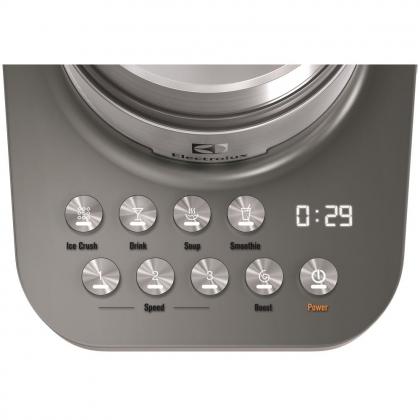 Blender Electrolux Masterpiece Collection ESB9300, lame titanium, carafa inclinata, 2.2 l, 1200 W