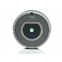 Aspirator inteligent iRobot Roomba 782, baterie XLife, Antitangle, navigatie iAdapt, 150 mp