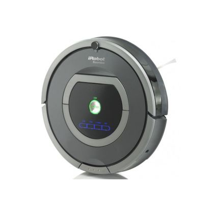 Aspirator inteligent iRobot Roomba 782, baterie XLife, Antitangle, navigatie iAdapt, 150 mp