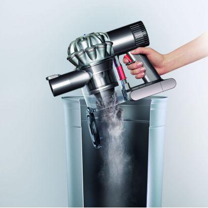 Aspirator vertical fara sac Dyson DC62 Extra, 20 min, 100 W